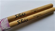 On Stage Drumfire 5b Hickory Hw5b, Wood Tip