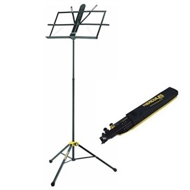 Hercules BS050B EZ-Desk Music Stand