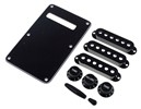 Fender Stratocaster Accessory Kit, Black