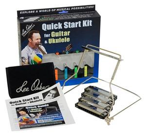 Lee Oskar Quick Start Kit For Guitar & Ukulele