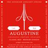 Augustine Classical Guitar Strings, Red,Medium Tension