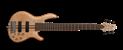 Cort A6 Plus OPN Artisan 6 String Bass, Natural- Image 3