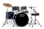 Mapex Tornado Rock/Fusion Drum Kit 2216, Royal Blue