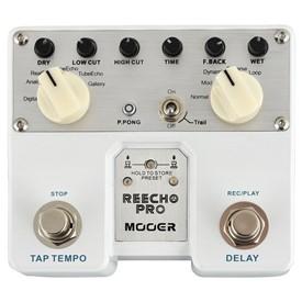Mooer Reecho Pro Digital Delay Twin Pedal