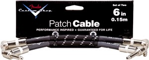 "Fender Custom Shop Performance Series 6"" Patch Cable"