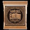 Ernie Ball Everlast Coated Phosphor Bronze 11-52 2548, Light- Image 1