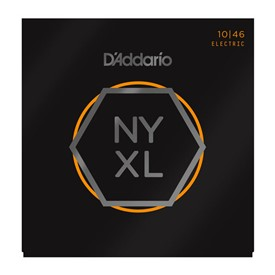 D'addario NYXL1046-3P Electric 10-46
