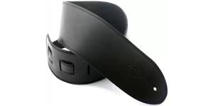 """Dsl DSL Leather 3.5"""" Black with Black (SGE35-15-1)"""