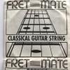 Fretmate Nylon Classical String, 3rd G