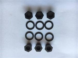 Tuning Key Bushings (6 Pcs) Screw-in Style For Sperzel