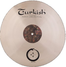 Turkish ZilZen Cymbals Water
