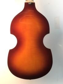 Hofner Ignition Violin Bass, Left Handed- Image 4