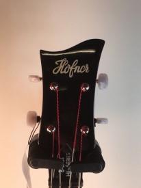 Hofner Ignition Violin Bass, Left Handed- Image 2