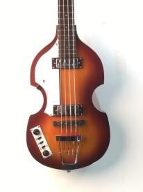 Hofner Ignition Violin Bass, Left Handed - Image 1