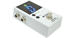 Chord CPT-01 Chromatic Floor Pedal Tuner- Image 3