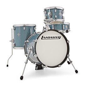 Ludwig Questlove Breakbeats Acoustic Drum Kit