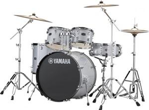 """Yamaha Rydeen Drum Kit with 22"""" Kick Drum & Cymbals"""