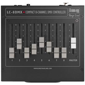 Stageline LC-8DMX DMX Controller - Image 1