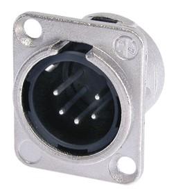 Neutrik NC5MD 5 Pin Male XLR Chassis Socket