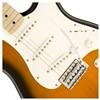 Fender Squier Affinity Stratocaster, 2 Colour Sunburst, Maple Fingerboard- Image 1