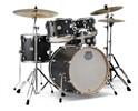 Mapex Storm 5 Piece Fusion Drum Kit, Ebony Blue Grain, Shell & Hardware Pack- Image 1