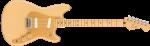 Fender Player Duo-Sonic, Desert Sand, Maple- Image 5