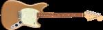 Fender Player Mustang, Firemist Gold, Pau Ferro Fingerboard- Image 6