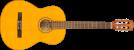 Fender ESC-105 Classical, Natural, Walnut Fingerboard- Image 5