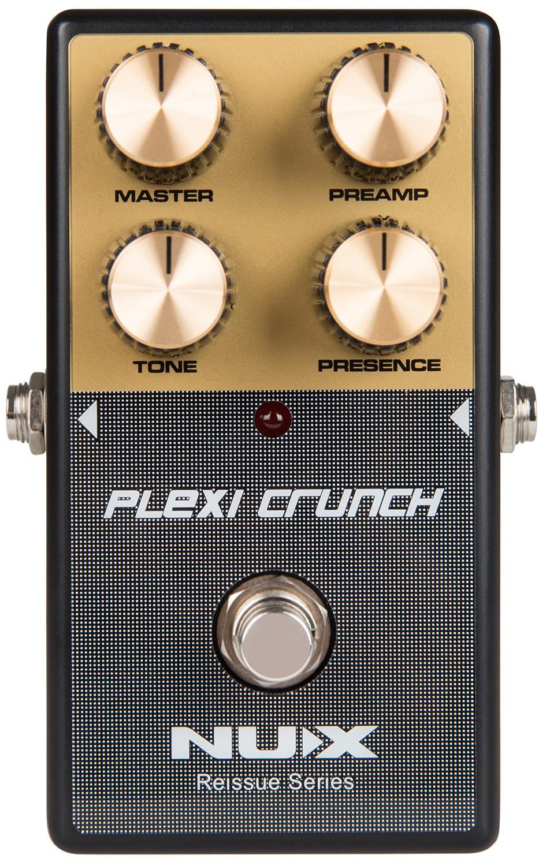 NUX Reissue Plexi Crunch Guitar Effect Pedal